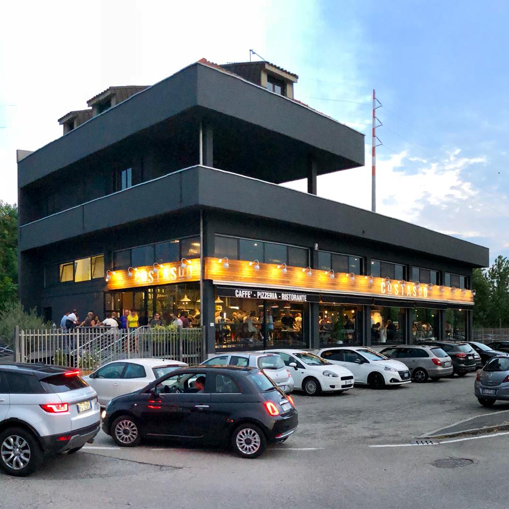 Costa Sud - Ristorante, Pizzeria e Caffetteria a Cologno Monzese